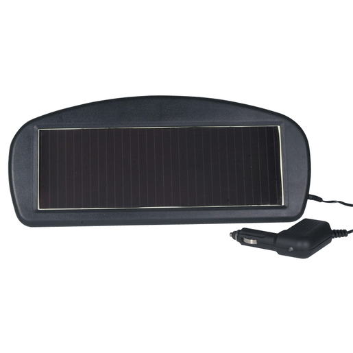 Smart Solar Battery Charger